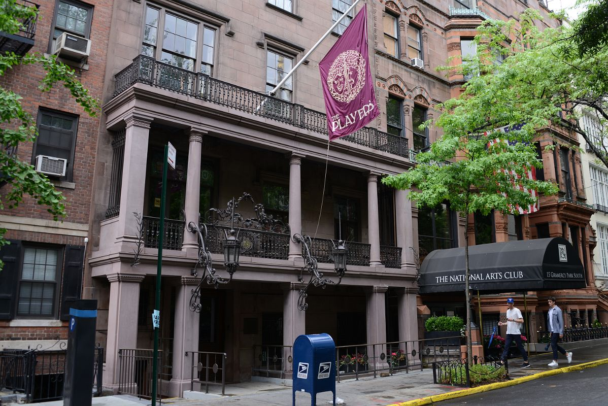 Image result for the players club gramercy park founding