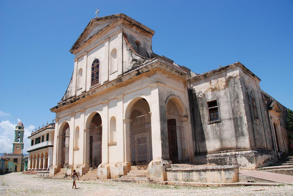 Iglesia Mayor de la Santísima Trinidad, Cuba